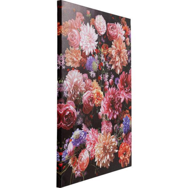 Kare Design Schilderij Touched Flower Bouquet - 120x90 schilderij 52568 - Lowik Meubelen