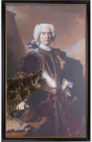 Kare Design Schilderij olieverf Aristocrat - 100x160 schilderij 52634 - Lowik Meubelen