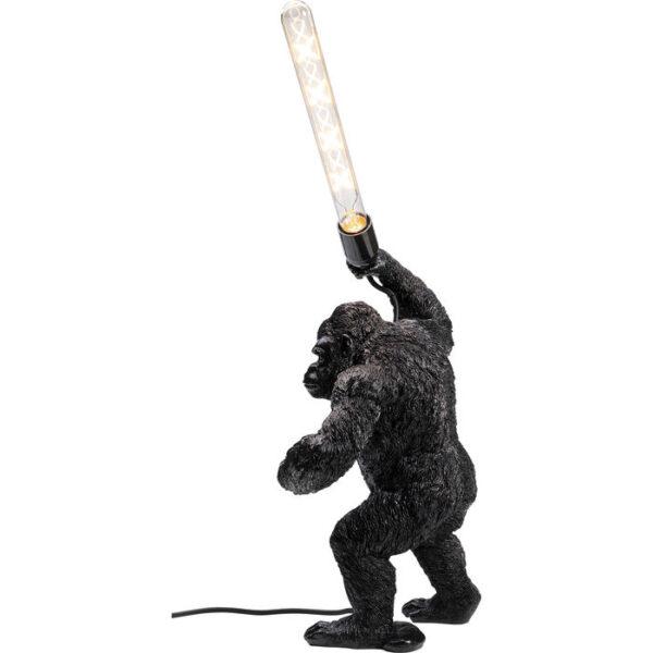 Kare Design Tafellamp Fighting Kong Mat Black tafellamp 52707 - Lowik Meubelen