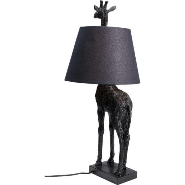 Kare Design Tafellamp Giraffe Mat Black tafellamp 52703 - Lowik Meubelen