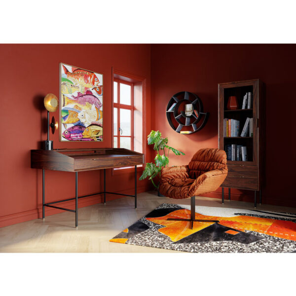 Kare Design Vitrinekast Ravello - 170x55 vitrinekast 85414 - Lowik Meubelen