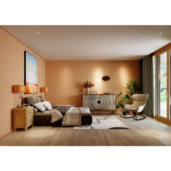 Kare Design Vloerkleed Labyrinth - 150x240 vloerkleed 52739 - Lowik Meubelen