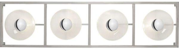 Kare Design Wandlamp Ufo - 4light wandlamp 52630 - Lowik Meubelen