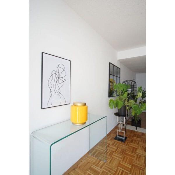 Kare Design Wandtafel Clear Club wandtafel 76720 - Lowik Meubelen