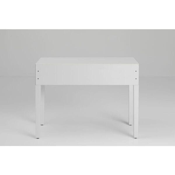 Kare Design Wandtafel Luxury Push White wandtafel 85401 - Lowik Meubelen