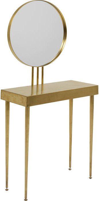 Kare Design Art 163cm wandtafel+spiegel 84839 - Lowik Meubelen