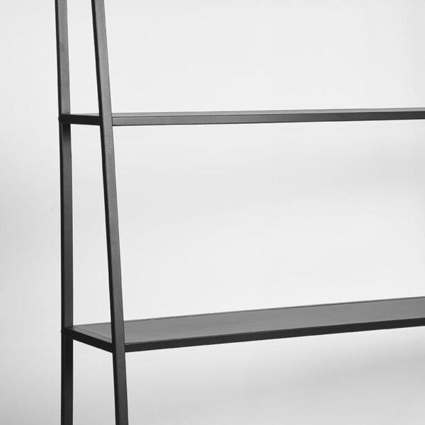 Bergkast Fence - Zwart - Metaal uit de Fence collectie van Label51 - Löwik Meubelen