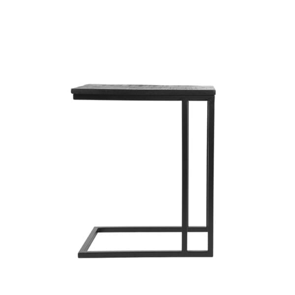 Bijzettafel Move - Zwart - Hout uit de Move collectie van Label51 - Löwik Meubelen