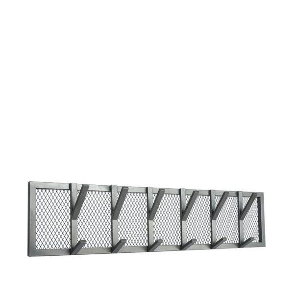 Kapstok Gruff - Burned Steel - Metaal - XL uit de Gruff collectie van Label51 - Löwik Meubelen