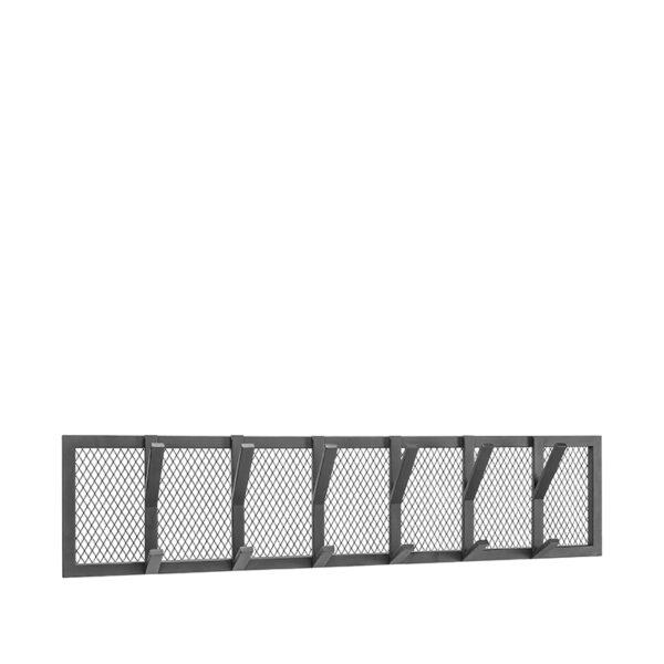 Kapstok Gruff - Zwart - Metaal - XL uit de Gruff collectie van Label51 - Löwik Meubelen