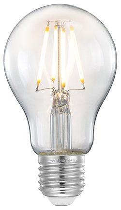Lichtbron Daglicht Led Kooldraadlamp Bol - Glas - M uit de Daglicht Led Kooldraadlamp Bol collectie van Label51 - Löwik Meubelen