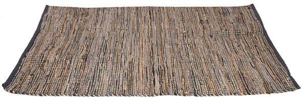 Vloerkleed Brisk - Antraciet - Natuurlijk materiaal - 230x160 cm uit de Brisk collectie van Label51 - Löwik Meubelen