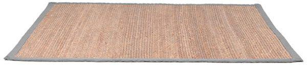 Vloerkleed Jute - Grijs - Jute - 230x160 Cm uit de Jute collectie van Label51 - Löwik Meubelen