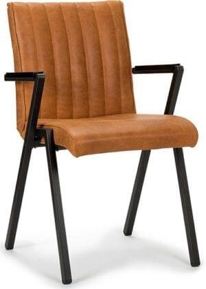 Armstoel Lewis XL, vintage en industrieel design