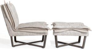 Moome FLO FAUTEUIL - design meubels - Indera - designer Tessa Lauwaert