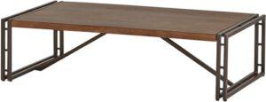 Estilo 7 salontafel - 130 uit de Nijwie collectie - Mangohout