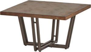 Estilo 7 salontafel - vierkant groot 80 uit de Nijwie collectie - Mangohout