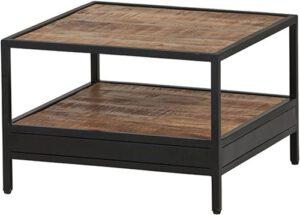 Kirby salontafel - vierkant uit de MySons collectie - Mangohout