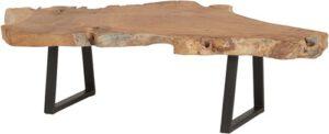 Natural Life salontafel - long uit de MySons collectie - Acaciahout