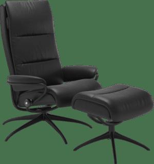 Tokyo fauteuil van Stressless met Star base en hoge rugleuning
