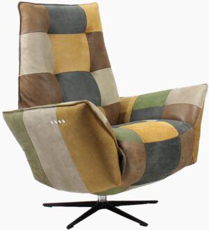 Justin Mix relaxfauteuil uit de Chill Line collectie