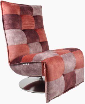 Luc Adore Mix relaxfauteuil uit de Chill Line collectie