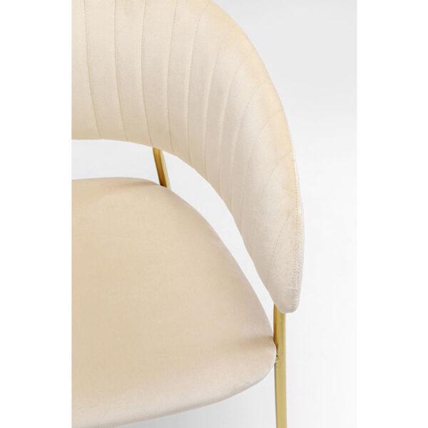Kare Design Armstoel Belle Creme - (2/Set) armstoel 85305 - Lowik Meubelen