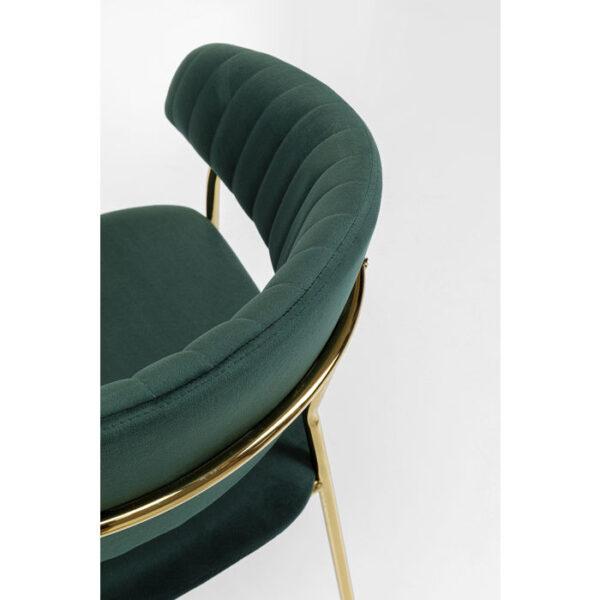 Kare Design Armstoel Belle Green - (2/Set) armstoel 85306 - Lowik Meubelen