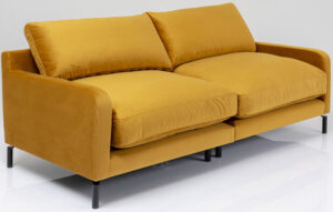 Kare Design Bank Discovery 2-zitsbank Amber bank 85472 - Lowik Meubelen