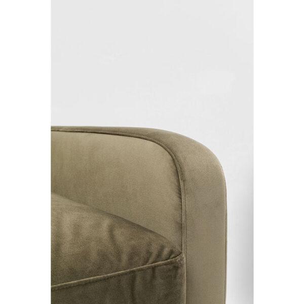 Kare Design Bank Discovery 2-zitsbank Olive bank 85473 - Lowik Meubelen