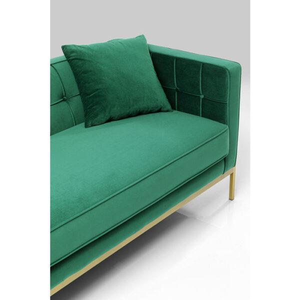 Kare Design Bank Loft 3-zitsbank Green bank 85224 - Lowik Meubelen