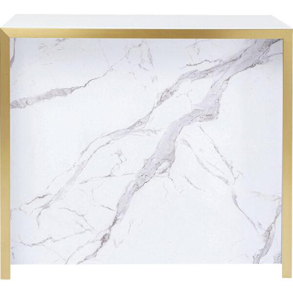 Kare Design Bar Ladylike White bar 85453 - Lowik Meubelen
