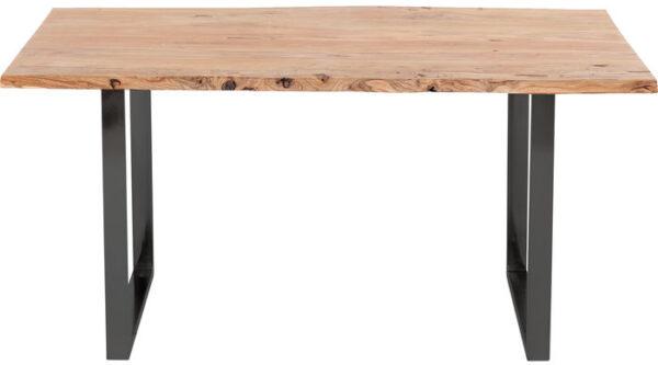 Kare Design Bar Table Harmony Acacia Black 160x80cm bar 84939 - Lowik Meubelen