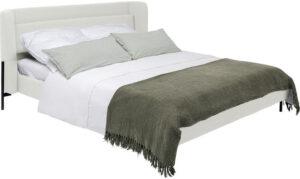 Kare Design Bed Tivoli Ecru 160x200 bed 85644 - Lowik Meubelen