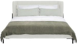 Kare Design Bed Tivoli Ecru 180x200 bed 85643 - Lowik Meubelen