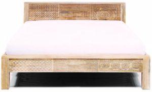 Kare Design Bed Wood Puro High 160x200 bed 85341 - Lowik Meubelen