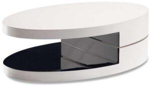 Belo salontafel - ovaal uit de IN.House collectie