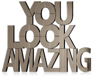 COCO maison Amazing spiegel 90x116cm  Spiegel