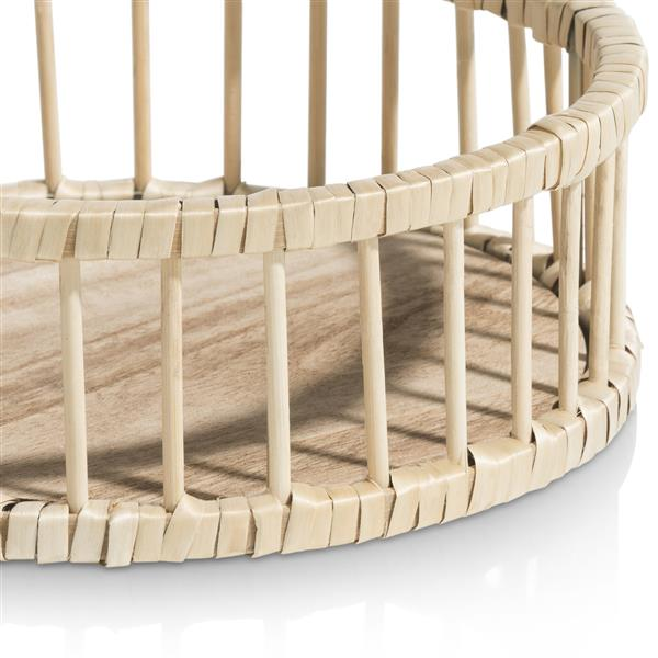 COCO maison Bamboo schaal D23cm  Woonaccessoire