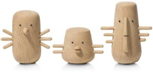 COCO maison Birdies set van 3 beelden  Woonaccessoire