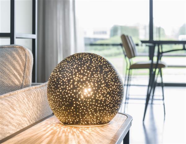 COCO maison Chiara tafellamp 1*E27  Lamp