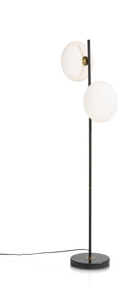 COCO maison David vloerlamp 2*G9  Lamp