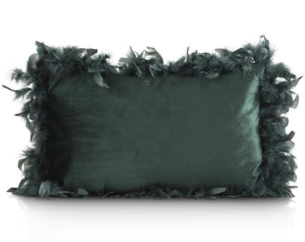 COCO maison Feathers kussen 30x50cm  Sierkussen