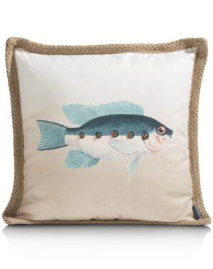 COCO maison Fish kussen 50x50cm  Sierkussen