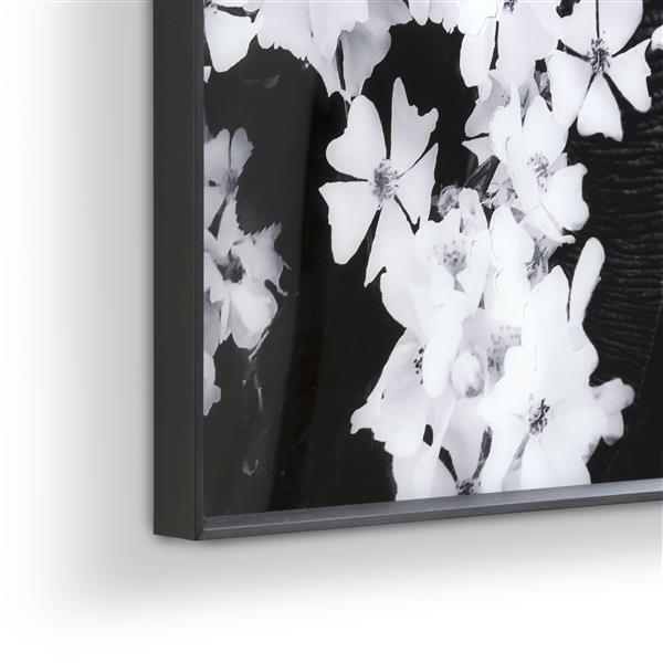 COCO maison Flower Elephant print 100x68cm  Schilderij