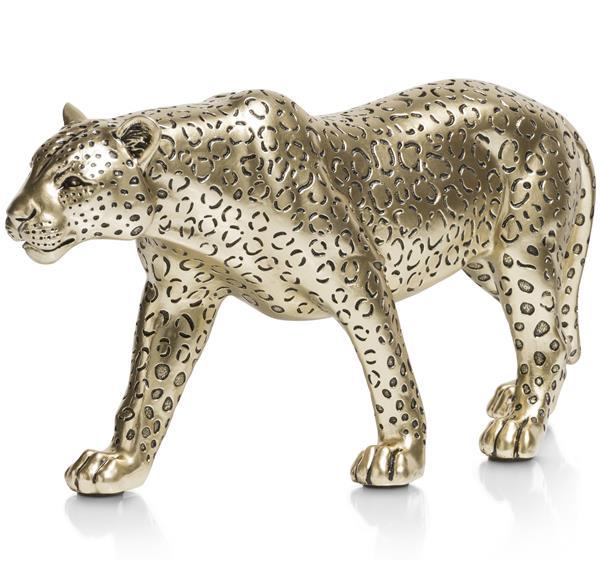 COCO maison Leopard beeld H17cm  Woonaccessoire