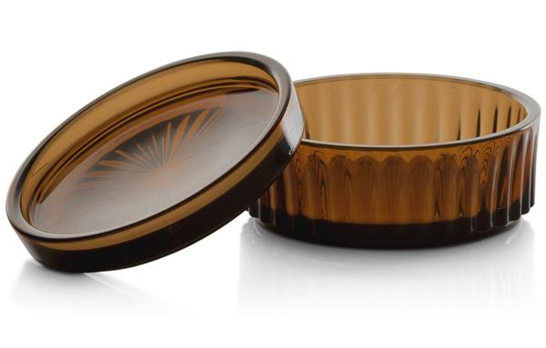 COCO maison Liv pot H6cm - bruin  Woonaccessoire