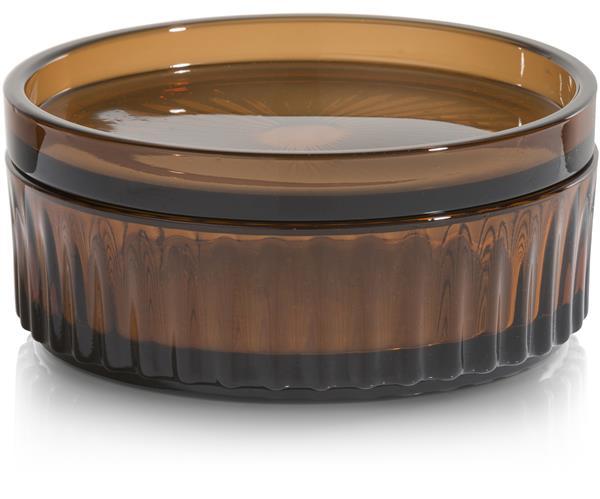 COCO maison Liv pot H7cm - bruin  Woonaccessoire