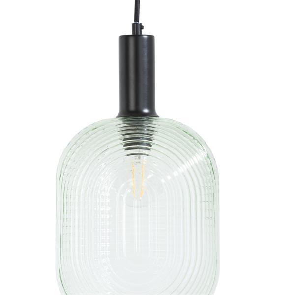COCO maison Max hanglamp 1*E27 - groen  Lamp
