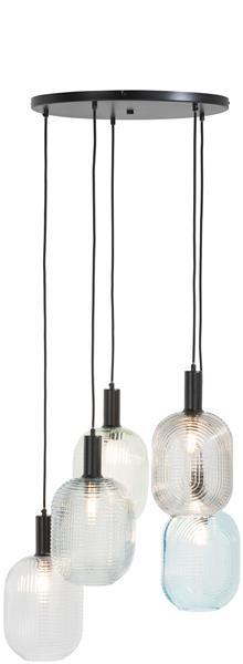 COCO maison Max hanglamp 5*E27  Lamp